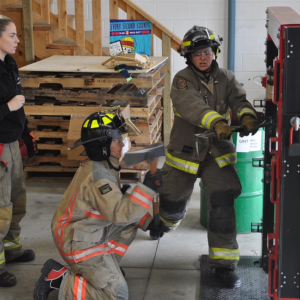 Insights from the Inside: A window into the experience of female firefighters in Ontario Thumbnail Image